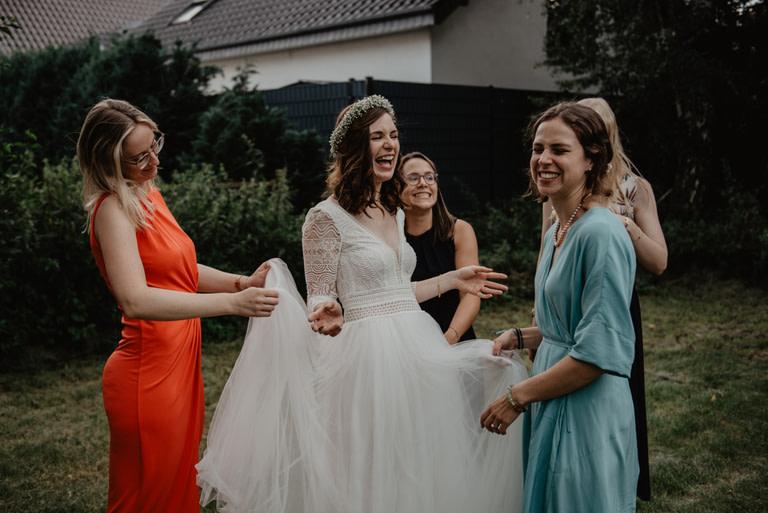 authentische Hochzeitsfotos Hochzeitsfotograf Ruhrgebiet Hochzeitsreportage Ruhrgebiet