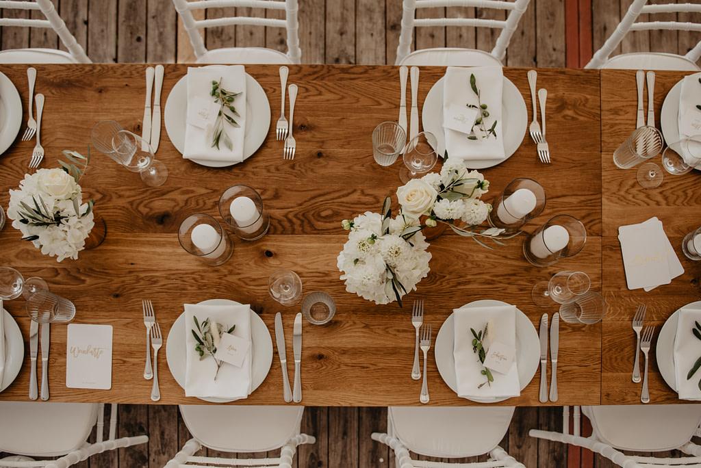 Tischdekoration Hochzeit Hochezeitsfotograf NRW True Love Wedding
