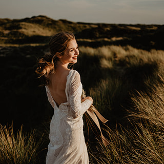 marleenvelous photography beach bride