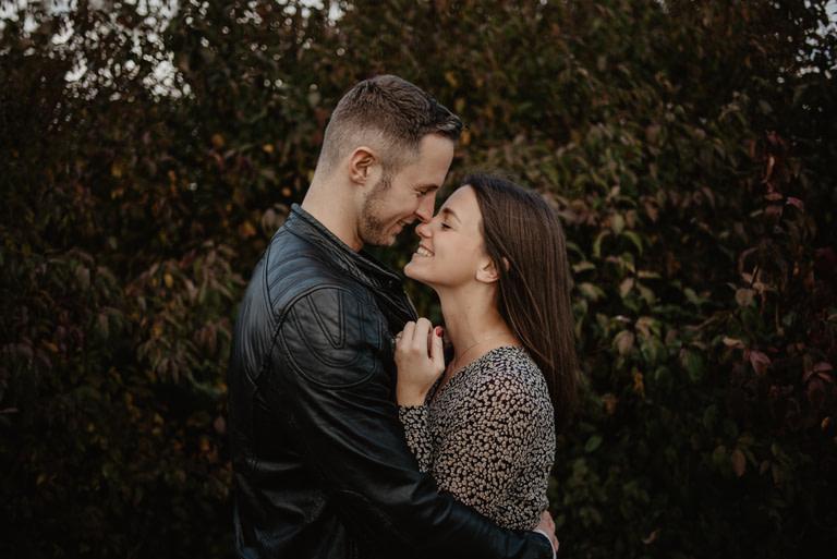 Verlobungsshooting Hochzeitsfotograf Münster