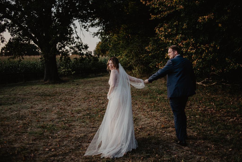 Brautpaar Boho Paarshooting