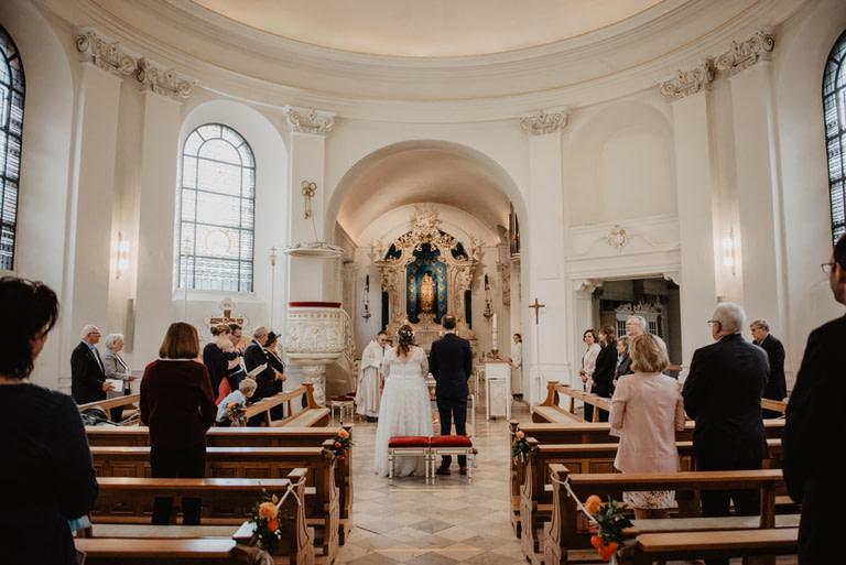 kirchliche Trauung Münster