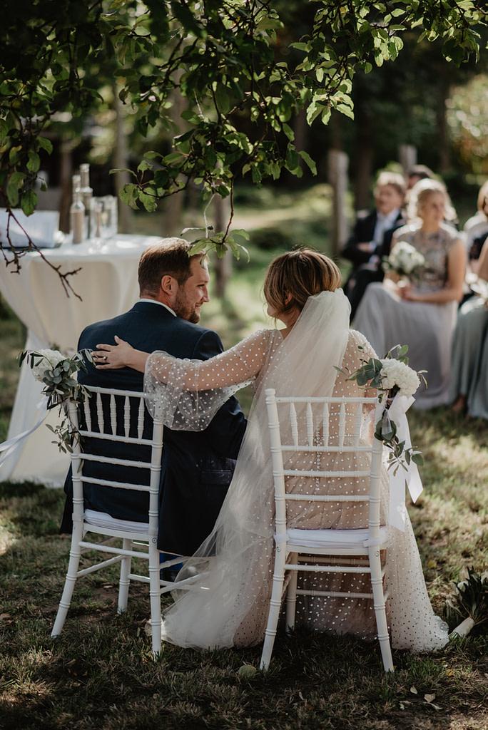 authentische Hochzeitsfotos freie Trauung Münster